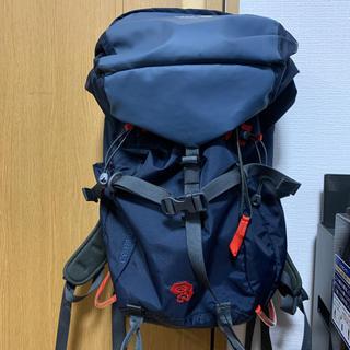 マウンテンリサーチ(MOUNTAIN RESEARCH)のMOUNTAIN  ハードウェアリュック(登山用品)