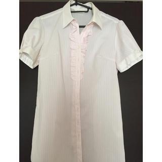 アオヤマ(青山)の洋服の青山 n line ブラウス(シャツ/ブラウス(半袖/袖なし))