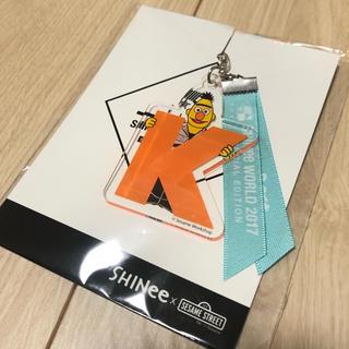 シャイニー(SHINee)のSHINee×セサミストリート キーホルダー(アイドルグッズ)