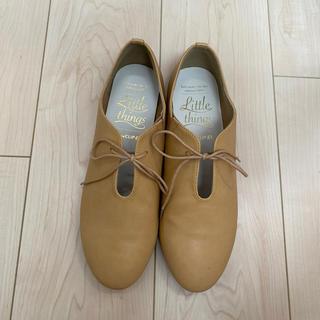 スタディオクリップ(STUDIO CLIP)の リボンフラットシューズ(ローファー/革靴)