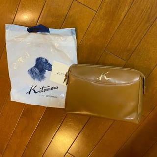キタムラ(Kitamura)のキタムラ 横浜 ポーチ 新品未使用(ポーチ)