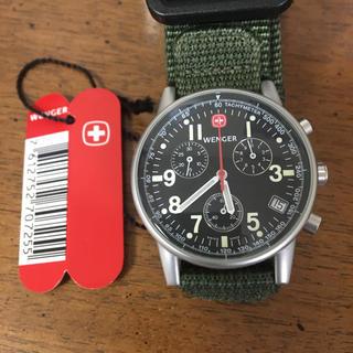 ウェンガー(Wenger)の腕時計 ウェンガーWenger 70725 ジャンク(腕時計(アナログ))