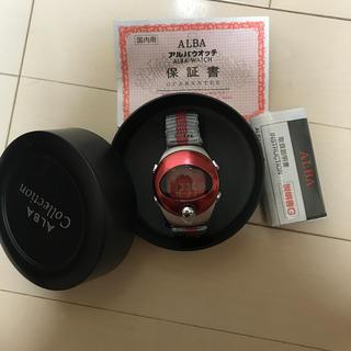 アルバ(ALBA)のALBA セイコー 腕時計(腕時計(デジタル))