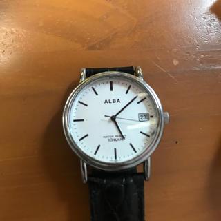 アルバ(ALBA)の【メンズ】ALBA 腕時計(腕時計(アナログ))