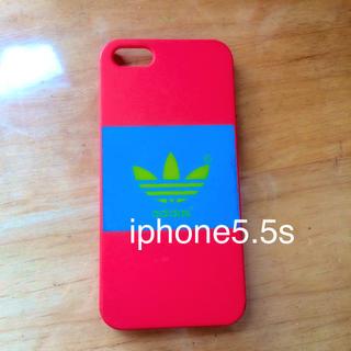 アディダス(adidas)のiphone5.5sケース adidas(モバイルケース/カバー)
