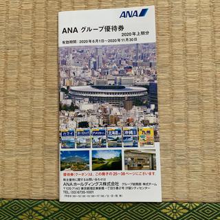 エーエヌエー(ゼンニッポンクウユ)(ANA(全日本空輸))のANA 株主優待 小冊子(航空券)