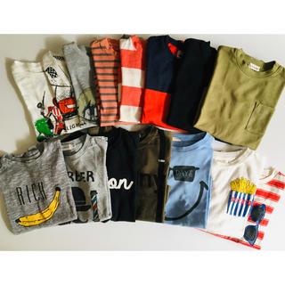 プティマイン(petit main)のまとめ売り 子供Tシャツ110サイズ 15枚(Tシャツ/カットソー)