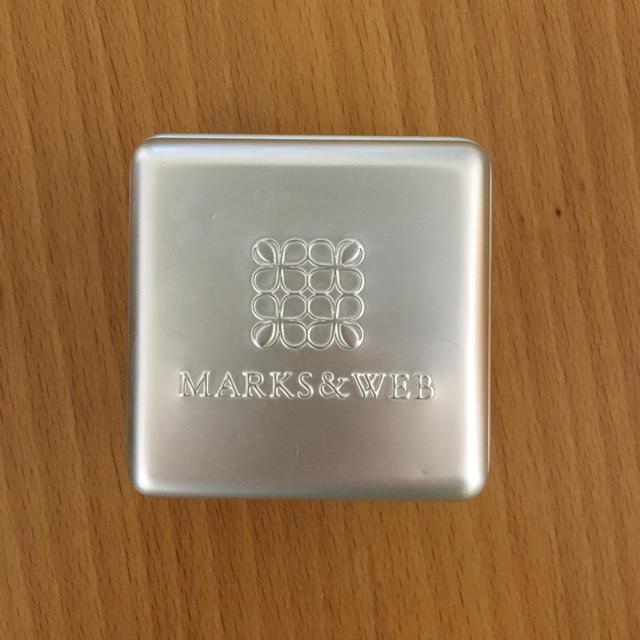 MARKS&WEB(マークスアンドウェブ)のMARKS&WEB(マークスアンドウェブ)アルミソープケース コスメ/美容のボディケア(ボディソープ/石鹸)の商品写真