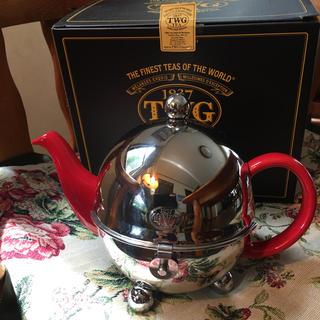 TWG 保温ティーポット (茶)
