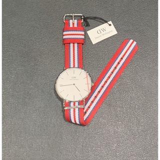 ダニエルウェリントン(Daniel Wellington)の新品DANIEL WELLINGTON 0212DW メンズ / レディース時計(腕時計(アナログ))