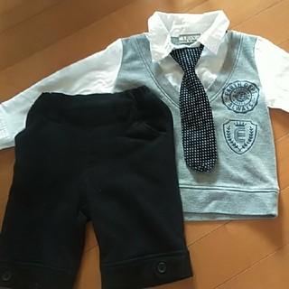 ニシマツヤ(西松屋)の子供スーツ(ドレス/フォーマル)