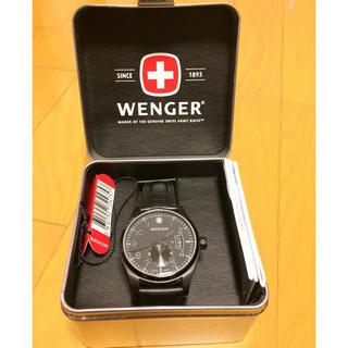 ウェンガー(Wenger)のWENGER 72475 腕時計(腕時計(アナログ))