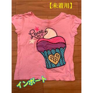 ザラ(ZARA)の【未着用】インポート 女の子 Tシャツ(Tシャツ)