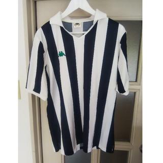 Kappa - Kappa カッパ サッカー ゲームシャツ ユベントス