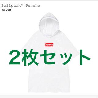 シュプリーム(Supreme)のBall park poncho  シュプリーム ポンチョ (ポンチョ)