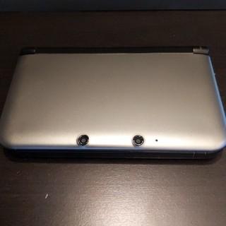 Nintendo 3DS  LL 本体 シルバー/ブラック(携帯用ゲーム機本体)