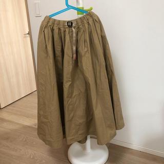 グラミチ(GRAMICCI)のGRAMICCI ビームス購入 ロングスカート(ロングスカート)