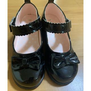 19センチ 靴(フォーマルシューズ)