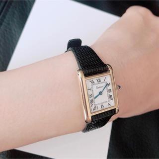 カルティエ(Cartier)の⭐︎ayu180426様専用⭐︎カルティエ  タンク 18kヴェルメイユ(腕時計)