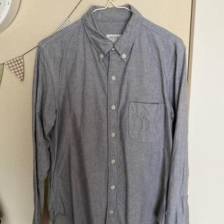 ヤエカ(YAECA)の日本製 good thihg オックスフォードボタンダウンシャツ XS(シャツ)