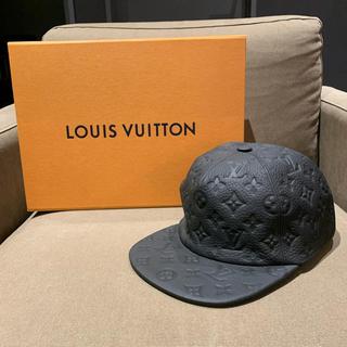 ルイヴィトン(LOUIS VUITTON)の【交渉可能!】ヴィトン モノグラム キャップ(キャップ)