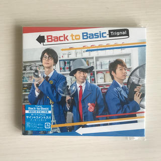 Trignal / Back to Basic 【初回限定版】(その他)