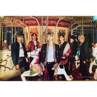 エクソ(EXO)のNCT DREAM Ridin ポスター(アイドルグッズ)