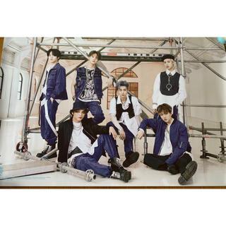 エクソ(EXO)のNCT DREAM  Rollin ポスター(アイドルグッズ)