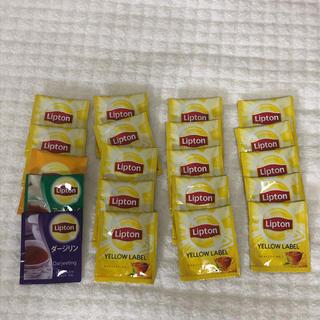 リプトン 紅茶ティーパックセットまとめ売り(茶)