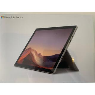 マイクロソフト(Microsoft)のSurface Pro 7 i5/8GB/256GB Office2019付き(ノートPC)