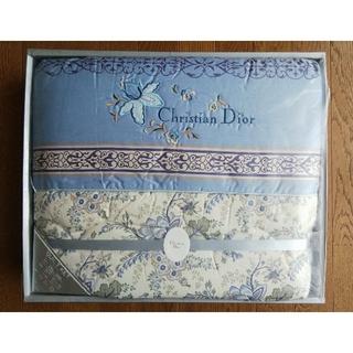 クリスチャンディオール(Christian Dior)のクリスチャンディオールChristian Dior キルトケット 150×200(布団)