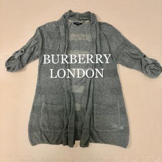 バーバリー(BURBERRY)のBurberry バーバリー カーディガン(カーディガン)
