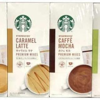 スターバックスコーヒー(Starbucks Coffee)のSTARBUCKS Premium Mix スターバックス プレミアム ミックス(その他)