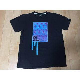 エバーラスティングライド(EVERLASTINGRIDE)のEVER LASTING RIDE エバーラスティングライド Tシャツ 黒 Mサ(Tシャツ/カットソー(半袖/袖なし))
