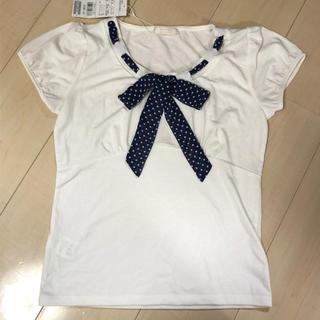 エニィスィス(anySiS)の半袖トップス(Tシャツ(半袖/袖なし))