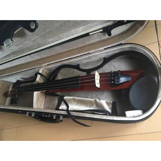 ヤマハ(ヤマハ)のYAMAHA ヤマハ サイレント バイオリン SV130(ヴァイオリン)
