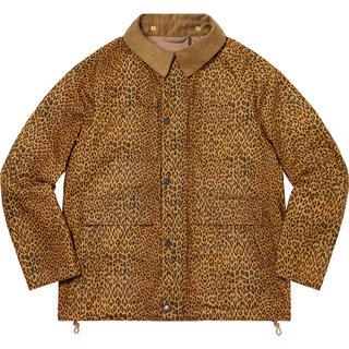 シュプリーム(Supreme)のS supreme Barbour Waxed Cotton Field JKT(ブルゾン)