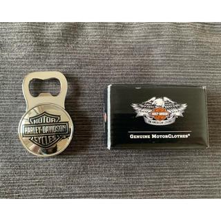 ハーレーダビッドソン(Harley Davidson)のHarley-Davidson ボトルオープナー(その他)