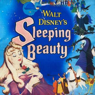 ディズニー(Disney)のディズニー クッションカバー 眠れる森の美女(クッションカバー)