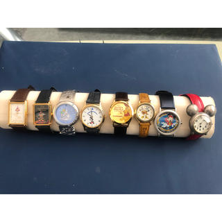 ディズニー(Disney)のTDLの時計 装飾品として飾っていました。(腕時計(アナログ))
