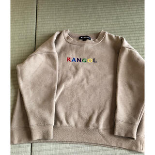 カンゴール(KANGOL)のカンゴール スエット 140(Tシャツ/カットソー)