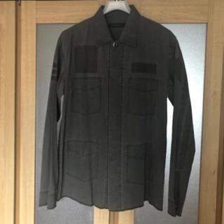 アンダーカバー(UNDERCOVER)のアンダーカバー レリーフシャツ カバーオール(シャツ)