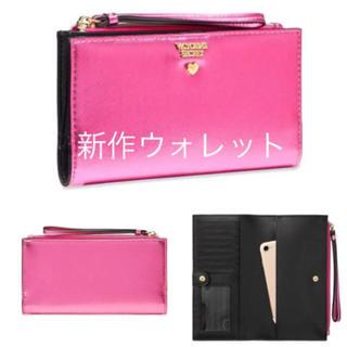 ヴィクトリアズシークレット(Victoria's Secret)のヴィクトリアシークレットWalletピンク(財布)