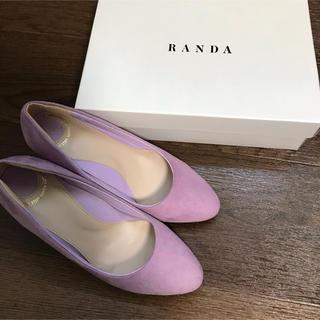 ランダ(RANDA)のRANDA 春色パンプス(ハイヒール/パンプス)