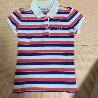 ラコステ(LACOSTE)のラコステポロシャツ(Tシャツ/カットソー)
