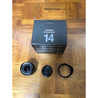 フジフイルム(富士フイルム)のFujifilm XF14mm F2.8 R (レンズ(単焦点))