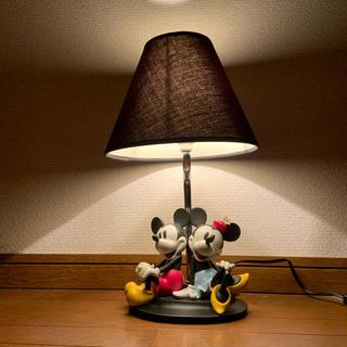 ディズニー(Disney)のディズニー ミッキー ミニー スタンドライト(テーブルスタンド)