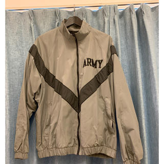 フィアオブゴッド(FEAR OF GOD)のUS ARMY SK Nylon Training Jacket(ミリタリージャケット)