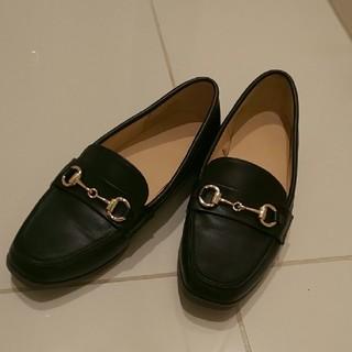ジーユー(GU)のビット付きローファー GU(ローファー/革靴)