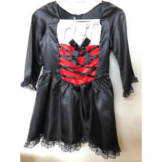 ハロウィン ドレス チュニック  140(ワンピース)